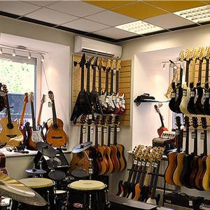 Музыкальные магазины Мамадыша